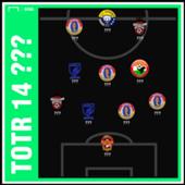 I-League TOTR 14