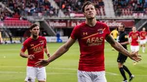 Wout Weghorst, AZ vs. ADO Den Haag, 08192017