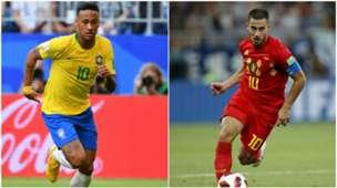 GFX Neymar Hazard