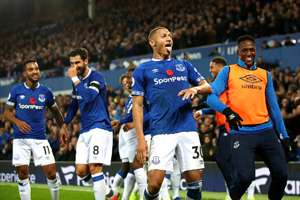 Everton FC Brighton Premier League Richarlison