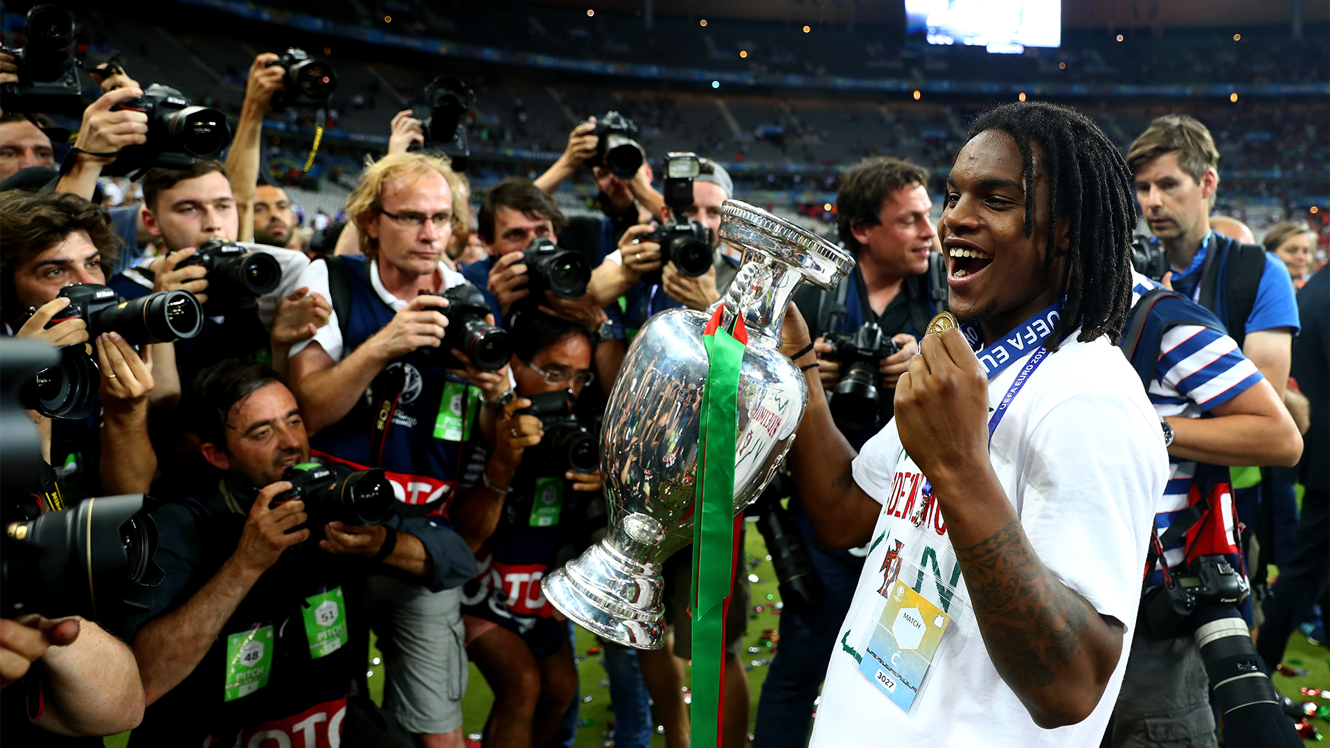 Renato Sanches Euro 2016 Portugal