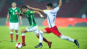 México - Chile Sub 17