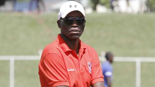 Posta Rangers coach Sammy Omollo.