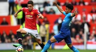 Ander Herrera Manchester United Arsenal