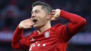 Robert Lewandowski Bayern 2018