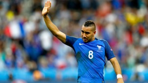 Dimitri Payet Euro 2016 team of the tournament