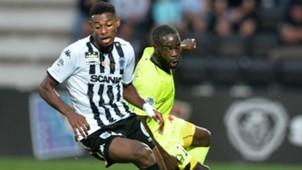 Vincent Manceau Jonathan Ikoné Angers Lille Ligue 1 01092018