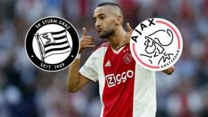 Sturm Graz Ajax Amsterdam LIVE-STREAM DAZN