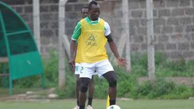 Gor Mahia defender Godfrey Walusimbi.j