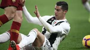 Cristiano Ronaldo Juventus Roma Serie A