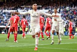 Casemiro Real Madrid Girona LaLiga