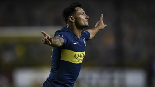 Mauro Zarate Boca Jorge Wilstermann Copa Libertadores Fecha 4
