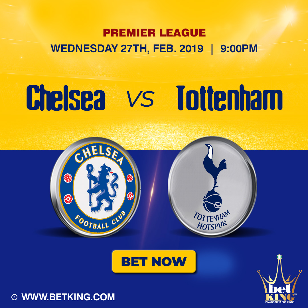 Betking Chelsea Spurs
