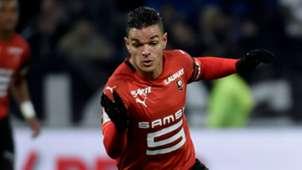 Hatem Ben Arfa Rennes 2018