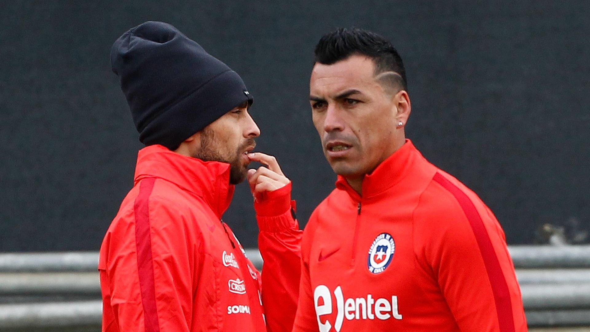 Chile completa nómina para clasificatorias, a la espera del fallo del TAS