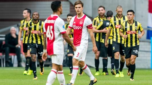 Ajax - Vitesse, Eredivisie 09242017