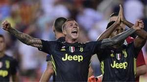 Bernardeschi Valencia Juventus Champions League