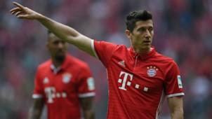 Robert Lewandowski FC Bayern