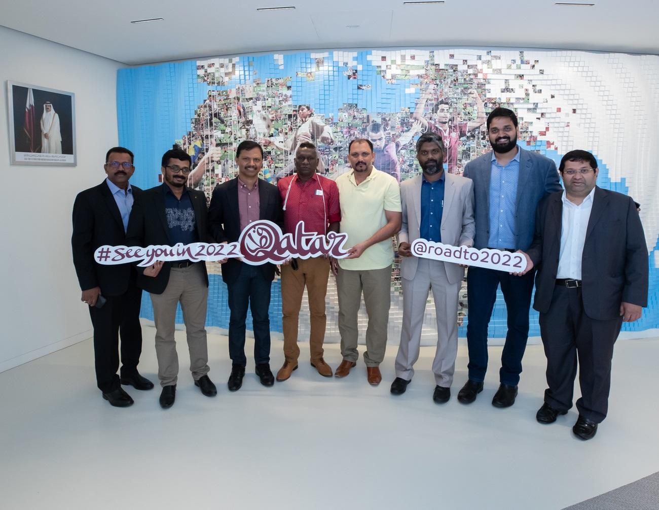 IM Vijayan Qatar