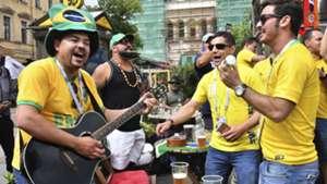 Torcida Brasil São Petersburgo Copa do Mundo 22 06 18