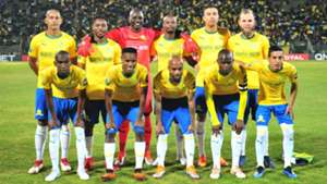 Mamelodi Sundowns v Togo-Port, July 2018