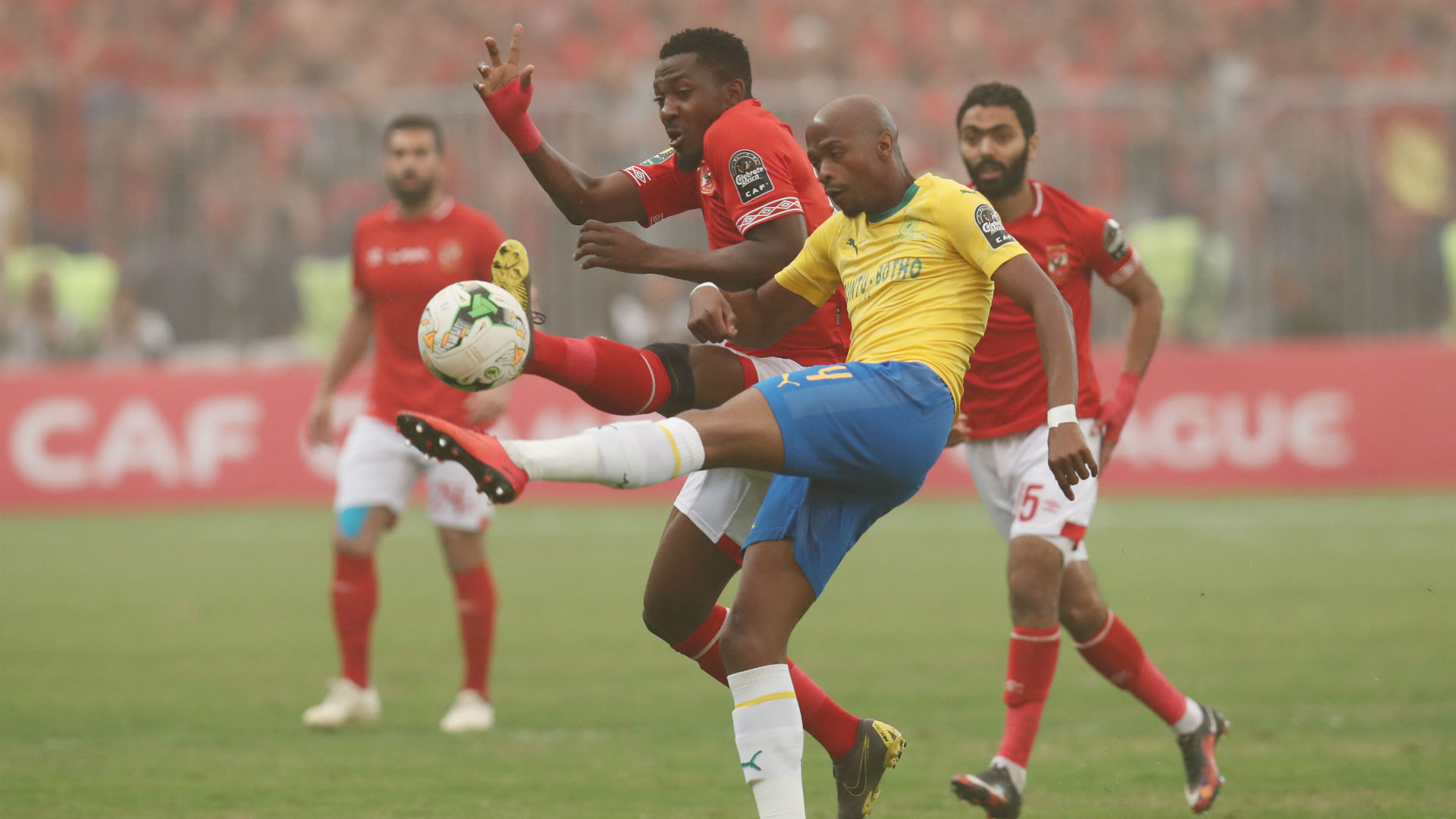 Al Ahly v Mamelodi Sundowns, April 2019