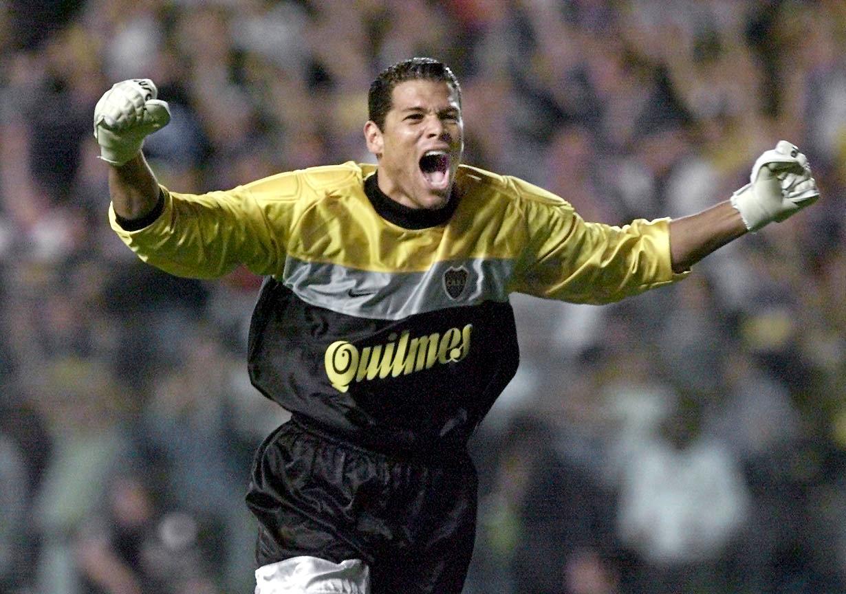 Oscar Cordoba Boca 2000