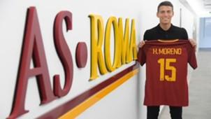 Hector Moreno Roma 15072017