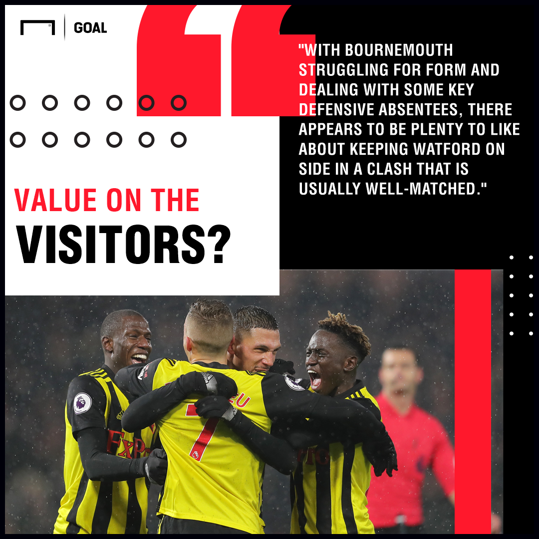 Bournemouth v Watford Betting Preview