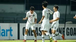 South Korea U16, AFC U16 Championship