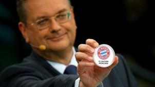 DFB Pokal Auslosung FC Bayern