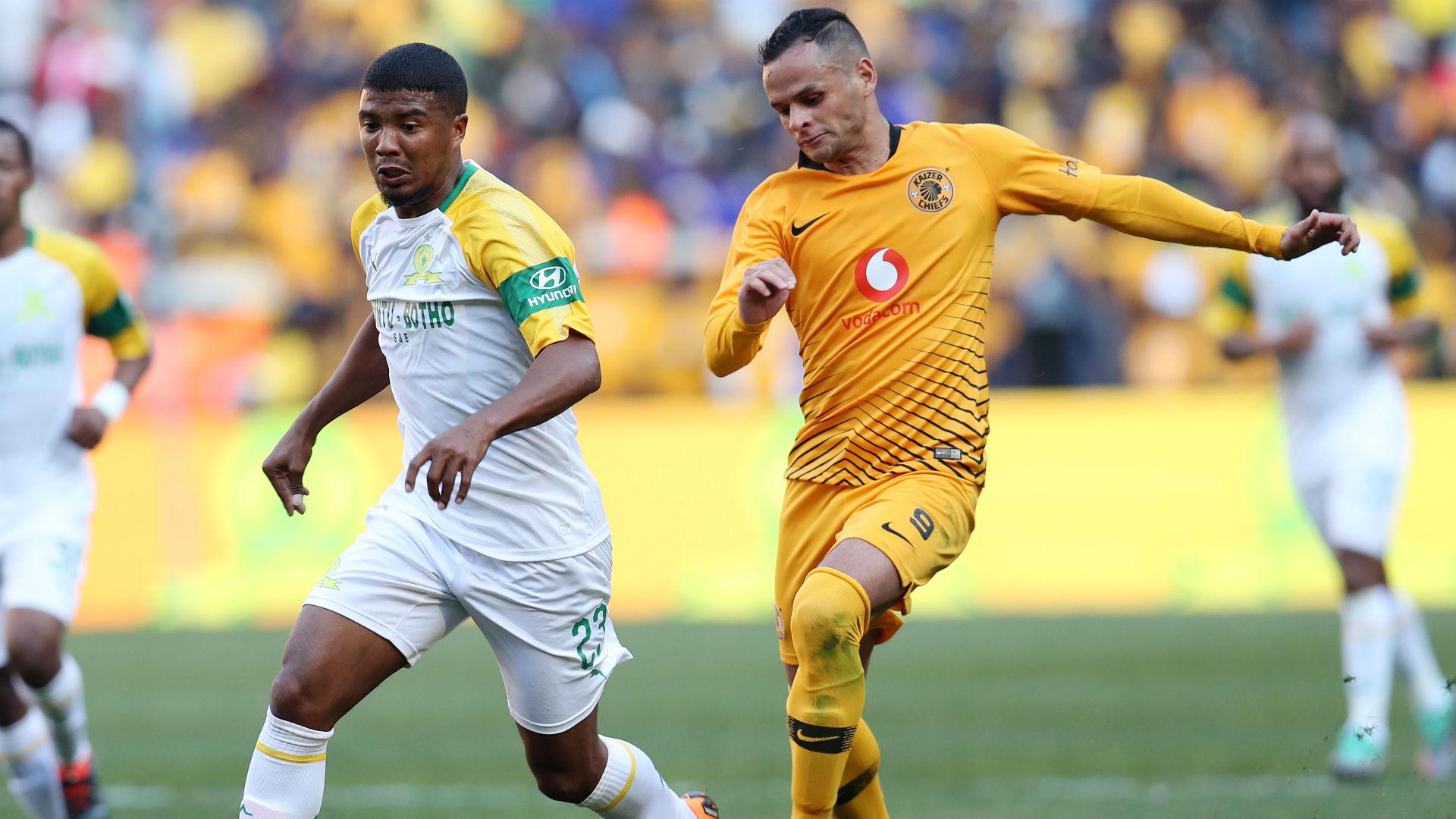 Lyle Lakay, Mamelodi Sundowns & Gustavo Paez, Kaizer Chiefs, July 2018