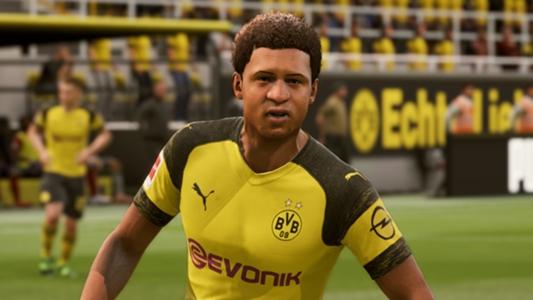 Sancho Fifa 18