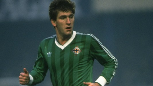 Norman Whiteside NI 1985