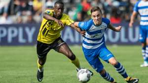 Torino Hunte, Ryan Thomas, VVV-Venlo - PEC Zwolle, Eredivisie 09242017
