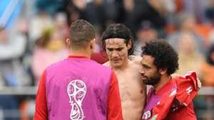 Cavani Salah WM Uruguay Ägypten 15062018