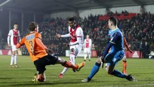 Mateo Cassierra, Jong Ajax - FC Volendam, Jupiler League 12222017
