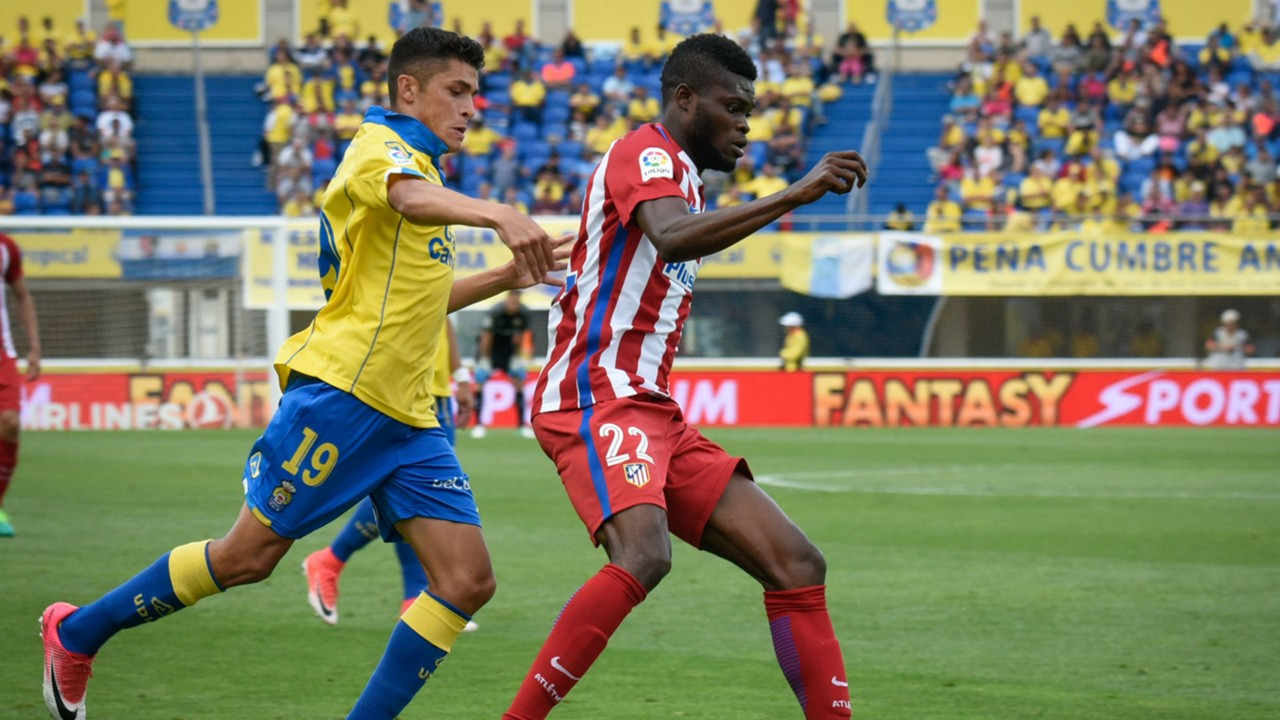 Thomas Partey - Atletico Madrid 29042017