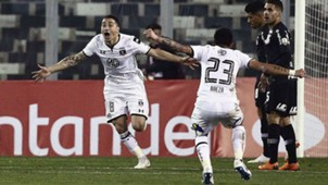AFP Colo Colo Corinthians 08082018 Carlos Carmona