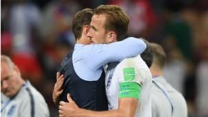 Kane Southgate Inglaterra Copa do Mundo 11 07 2018