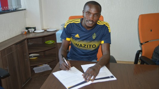 Wazito sign four players.