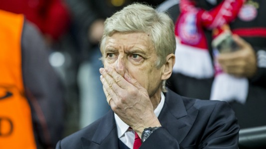 Arsene Wenger Bayern Munich Arsenal