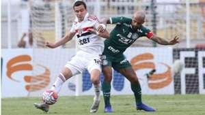 Pablo Felipe Melo São Paulo Palmeiras Campeonato Paulista 2019