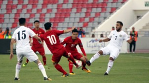 Việt Nam vs Jordan