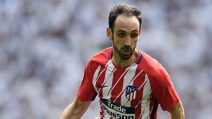 Juanfran Real Madrid Atletico LaLiga