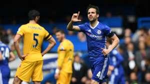 Cesc Fabregas Chelsea Crystal Palace