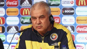 Anghel Iordanescu, Romania