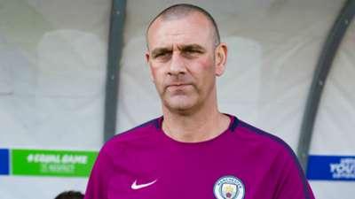Simon Davies Manchester City