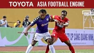Hà Nội FC Hải Phòng Vòng 1 V.League 2018