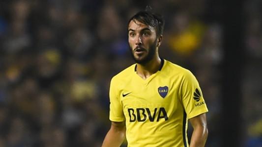 Sebastian Perez Boca Newell's Fecha 25 Superliga Argentina